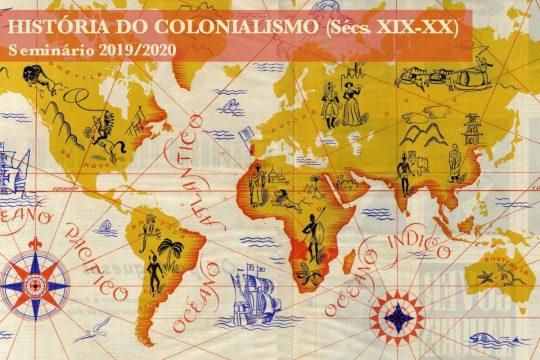 Investigação em História do Colonialismo (Sécs. XIX-XX) - 8ª sessão