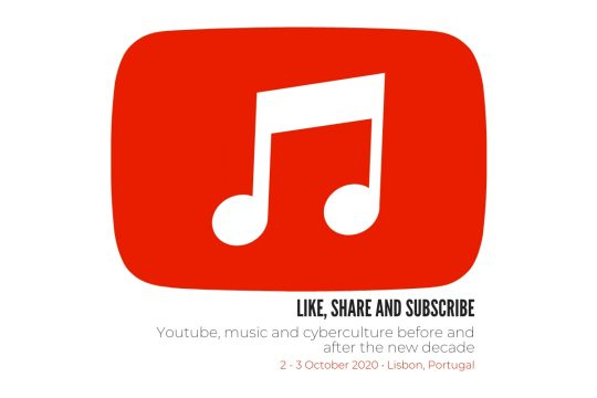 Like, share and subscribe: Youtube, music and cyberculture before and after the new decade