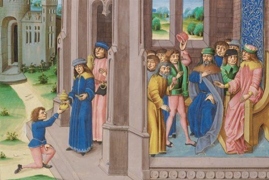 A diplomacia na Idade Média