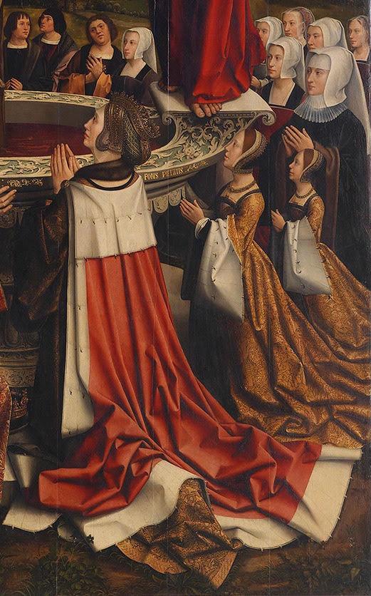 As Mulheres e a vida na Corte (séculos XV-XIX)