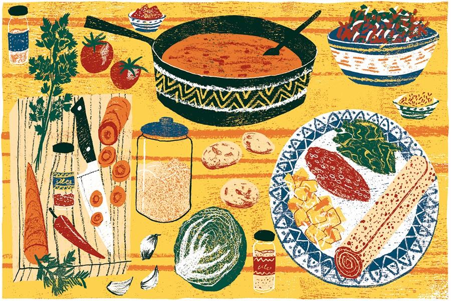 Comida, Identidade e Cultura: uma introdução à Antropologia da Alimentação