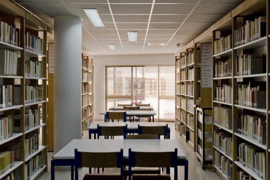 Biblioteca Mário Sottomayor Cardia com novas regras de funcionamento