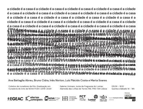 Exposição de coletivo de curadores da Pós-Graduação em Curadoria de Arte