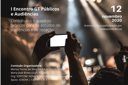 GT Públicos e Audiências