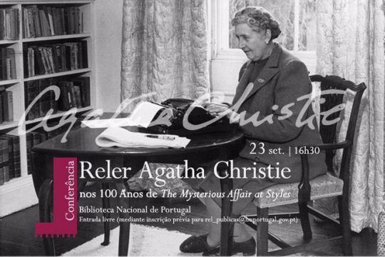 Reler Agatha Christie: nos 100 Anos de The Mysterious Affair at Styles