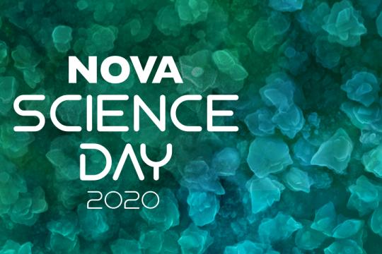 NOVA Science Day é dedicado à sustentabilidade e tem transmissão online