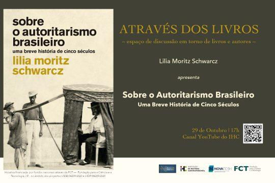 Através dos Livros #12: Sobre o autoritarismo brasileiro. Uma breve história de cinco séculos