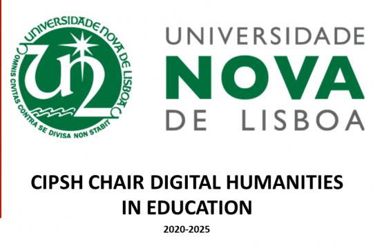 NOVA FCSH recebe Cátedra UNESCO na área das humanidades digitais na educação