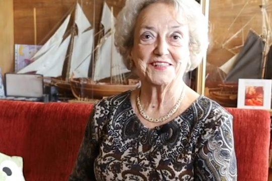 Leonor Machado de Sousa recebe Ordem do Império Britânico