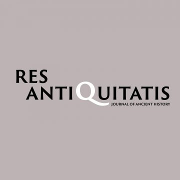 RES Antiquitatis - Journal of Ancient History, 2nd series , vol. 3 (2021)