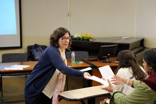 Serviço de Psicologia cria programa de apoio para estudantes do 1.º ano