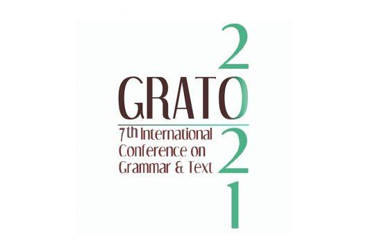 7.ª Conferência Internacional em Gramática & Texto