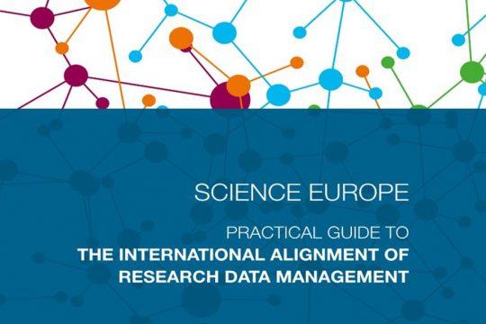 Guia Prático para o Alinhamento Internacional da Gestão de Dados da Investigação Científica