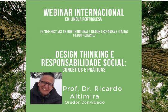 Design Thinking e Responsabilidade Social: Conceitos e Práticas