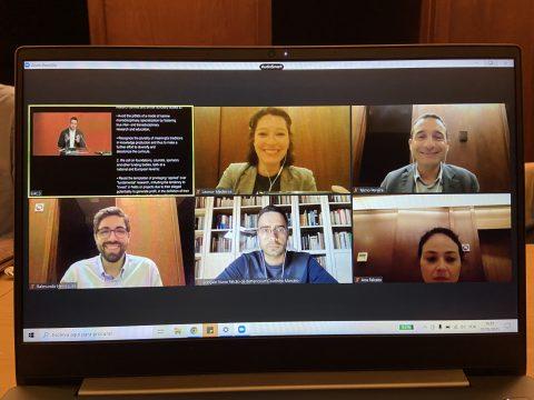 Investigadores da NOVA FCSH apresentam visão para o futuro das Humanidades