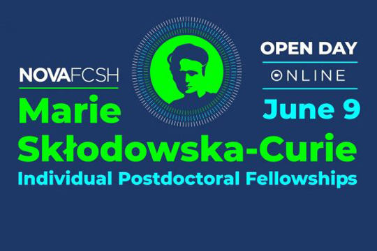 Marie-Curie PF @ NOVA FCSH Open Day