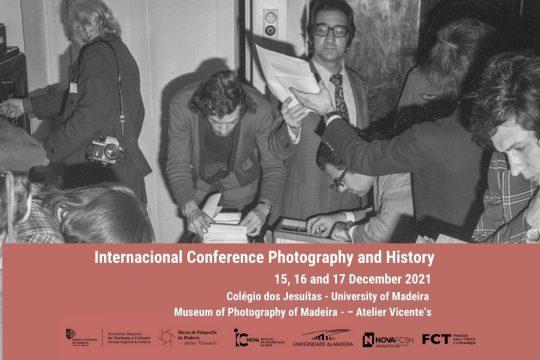 Conferência Internacional Fotografia e História