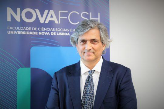 Luís Baptista toma posse como Diretor da NOVA FCSH a 15 de julho