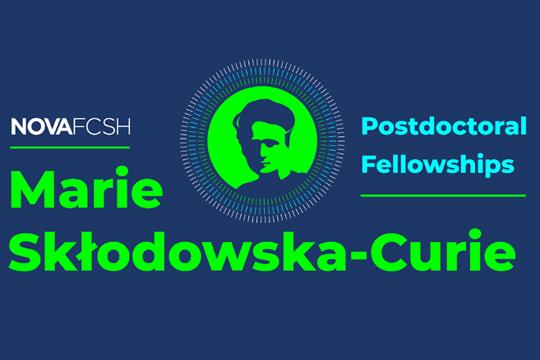 NOVA FCSH acolhe bolsas individuais Marie Skłodowska-Curie 2021 (PT/ENG)