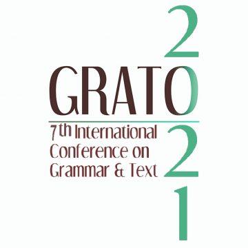 GRATO 2021 – 7.ª Conferência Internacional em Gramática & Texto