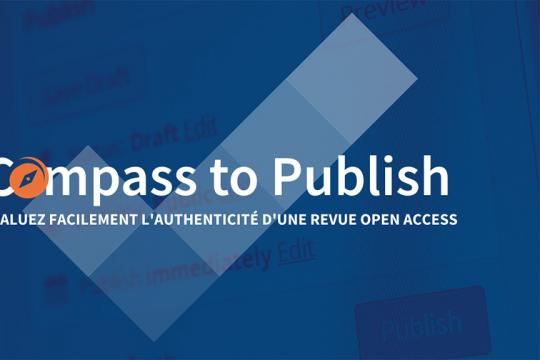 Compass to publish - nova ferramenta de apoio à seleção de revistas em acesso aberto fidedignas