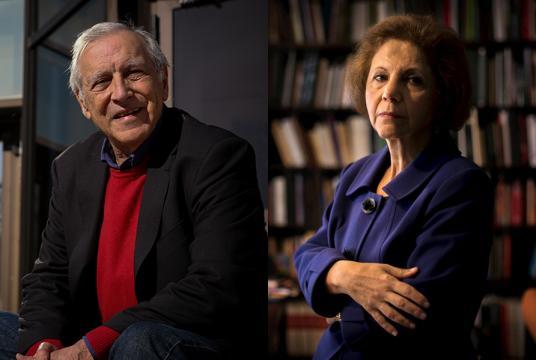 NOVA atribui títulos de Professor Emérito a Adriano Duarte Rodrigues e Salwa Castelo Branco