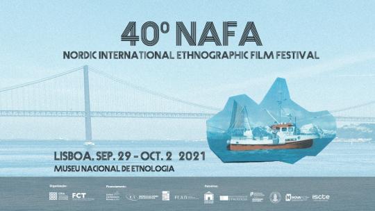 40.º Festival Internacional de Cinema Etnográfico NAFA