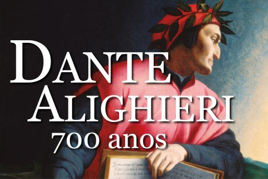 Mostra Bibliográfica: Dante Alighieri, 700 ANOS