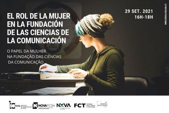 O papel da mulher na fundação das ciências da comunicação