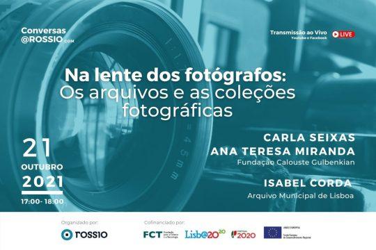 Na lente dos fotógrafos: os arquivos e as coleções fotográficas