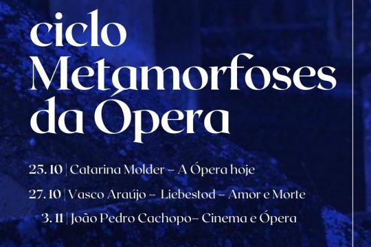 Ciclo Metamorfoses da Ópera